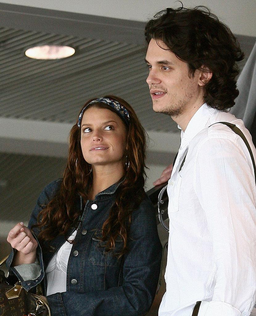 Jessica Simpson & John Mayer,