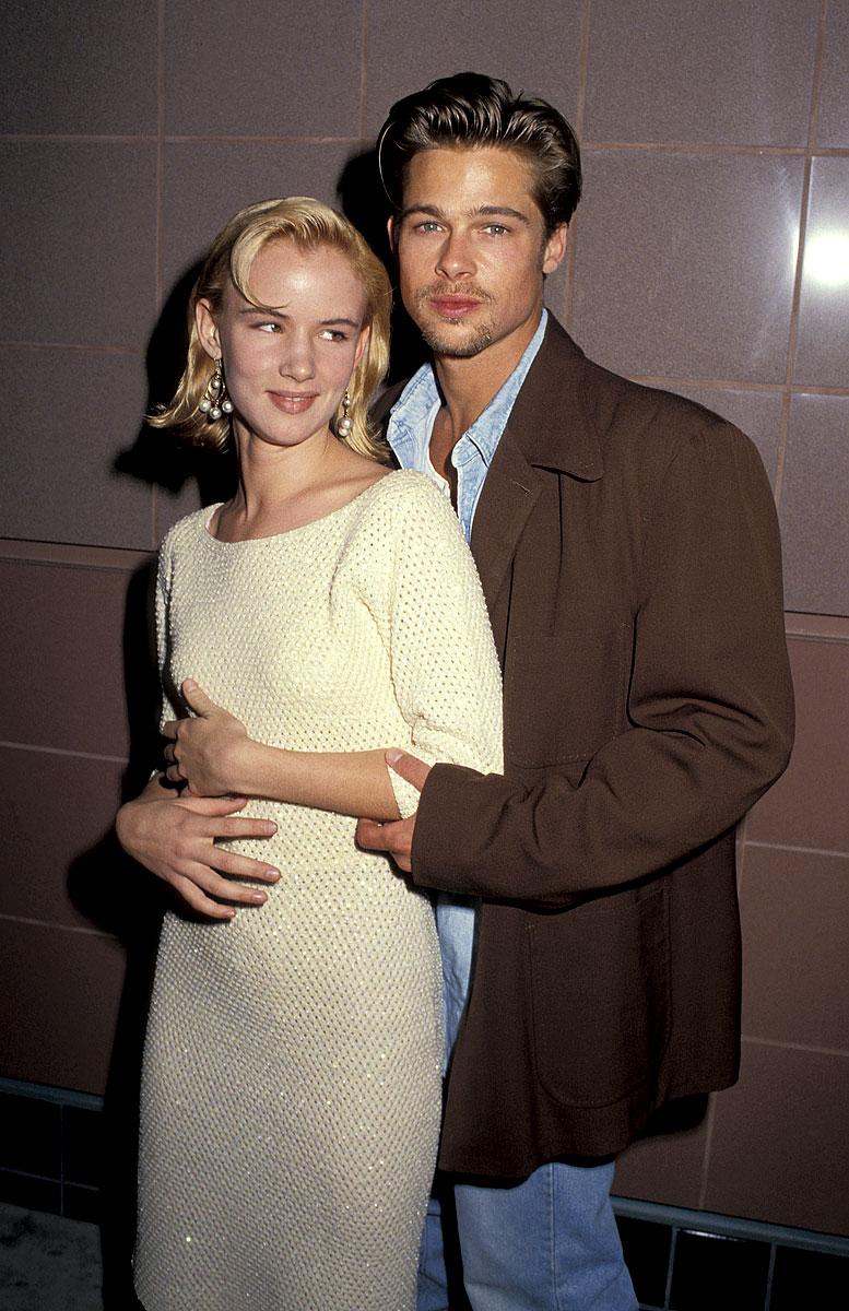 Juliette Lewis & Brad Pitt