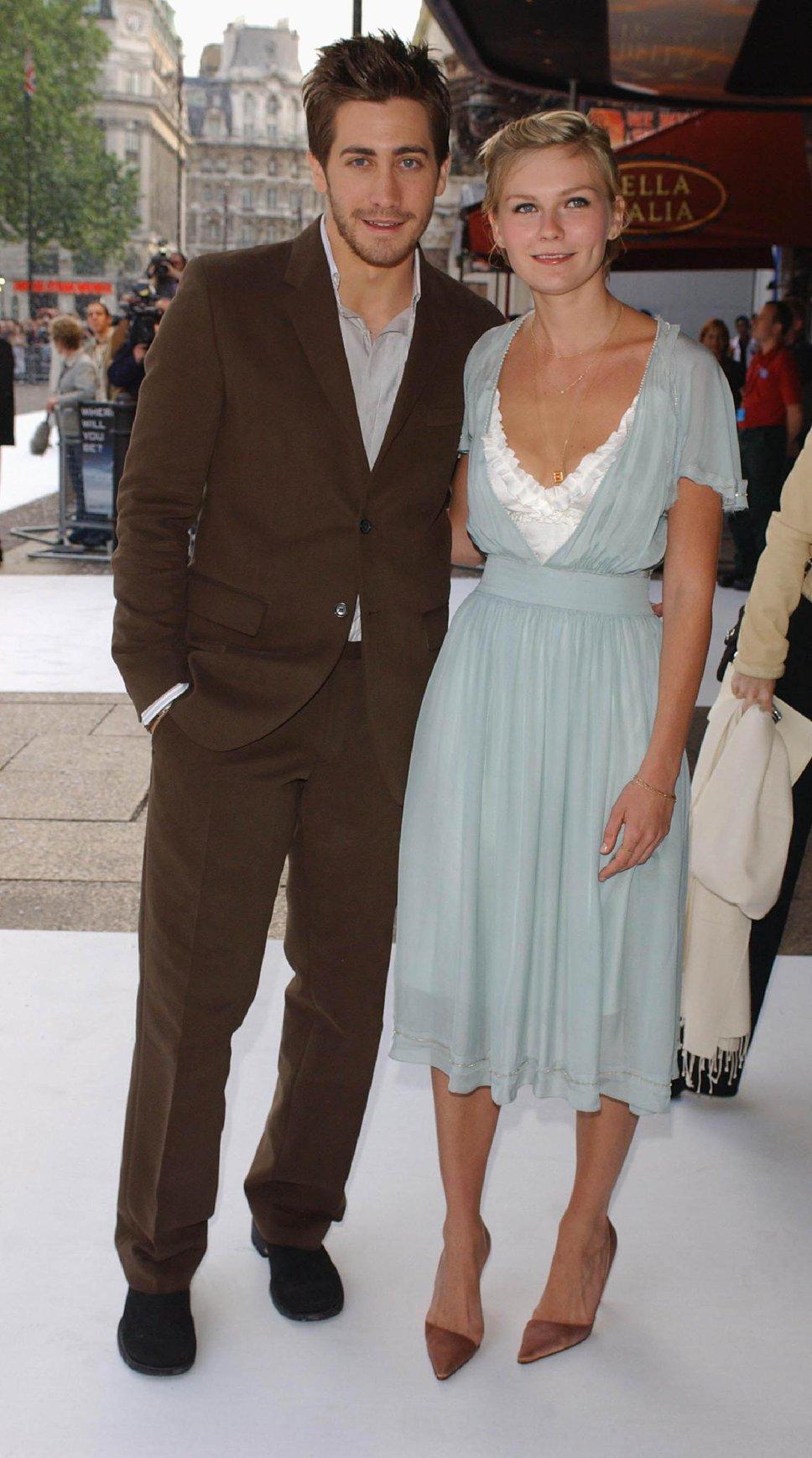 Kirsten Dunst & Jake Gyllenhaal