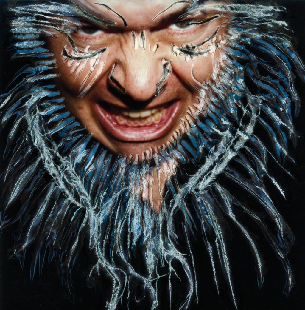 H.G.Giger, modifikovani autoportret