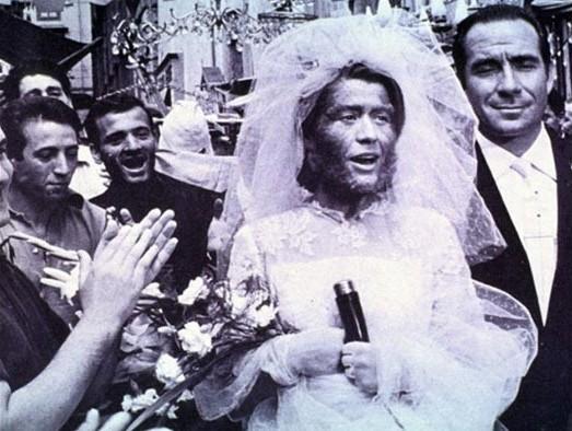 Julia Pastrana sa suprugom Theodoreom Lentom