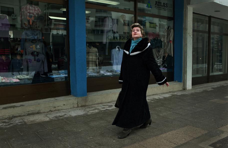 Meliha Varešanović, 20 godina kasnije / Tom Stoddart/Getty Images