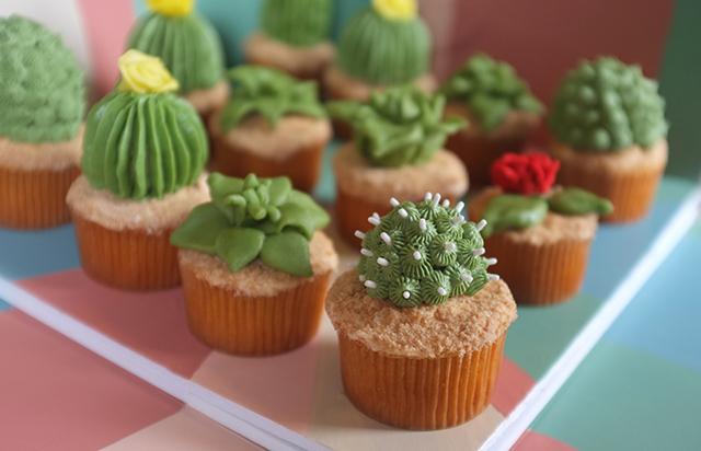 Succulent-Cactus-Cupcakes