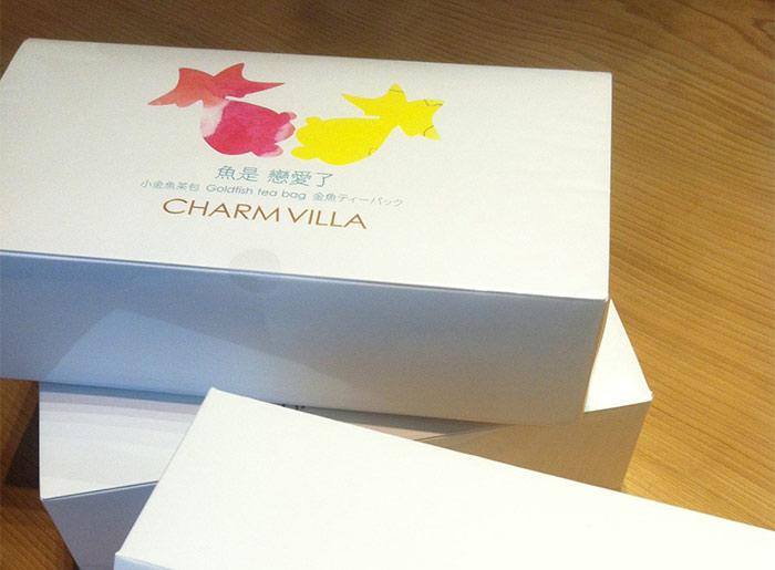 zlatna ribica - caj - CharmVilla (3)