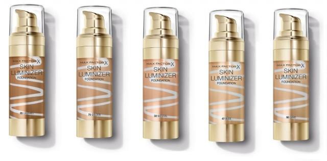 Max Factor Skin Luminizer puder