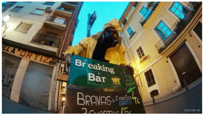 Breaking Bad bar