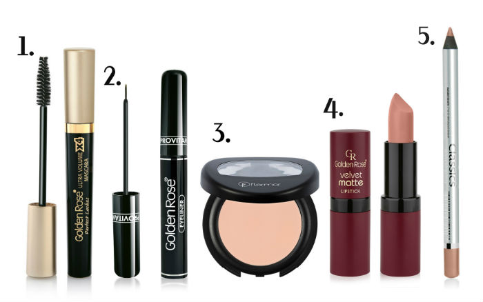 budget friendly makeup look (4)