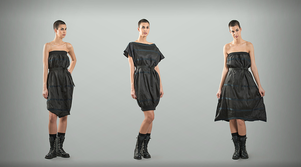 10 ATA multifunkcionalna odjeca upside down