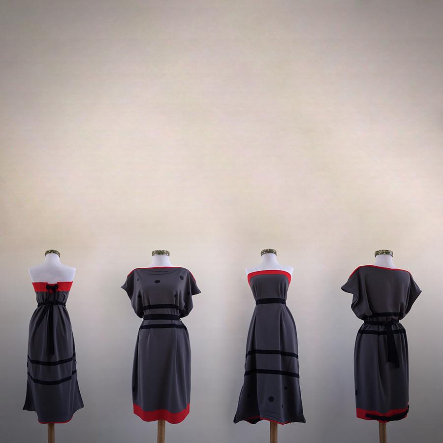 11 ATA multifunkcionalna odjeca upside down