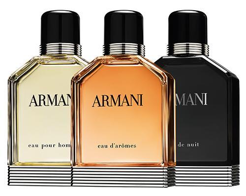 Armani-trilogy