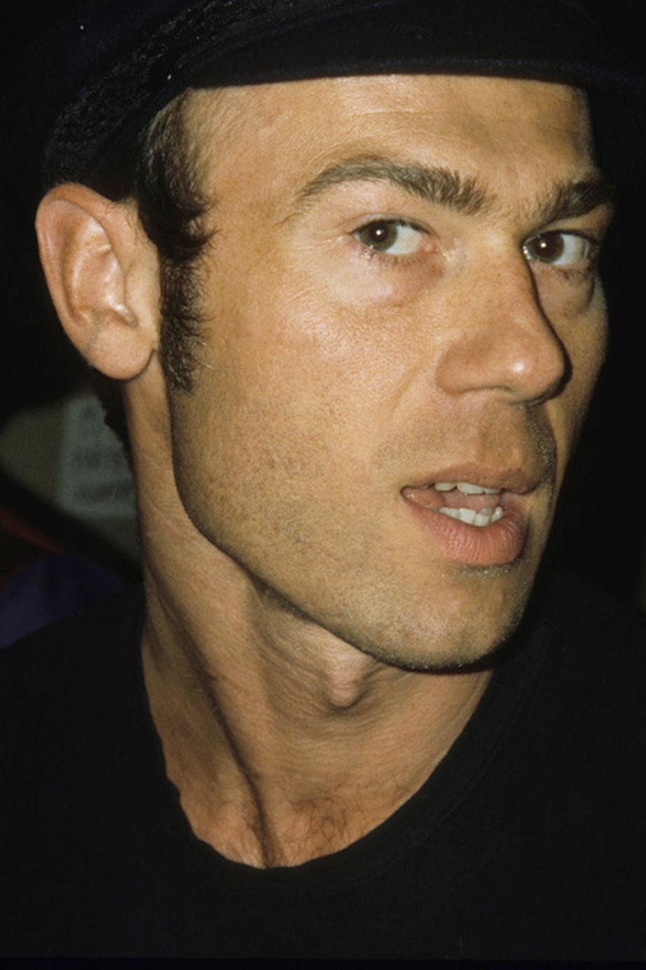 Jedna od rijetkih fotografija Martina Margiele / cca 1997.
