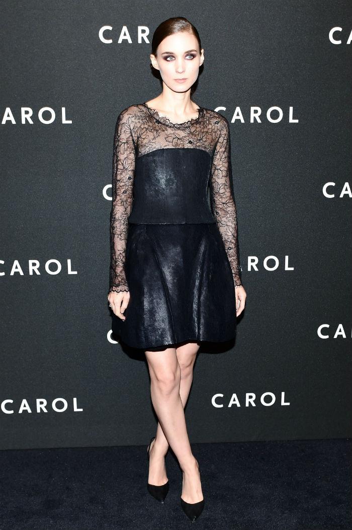 Rooney MARA_Carol Premiere (1)