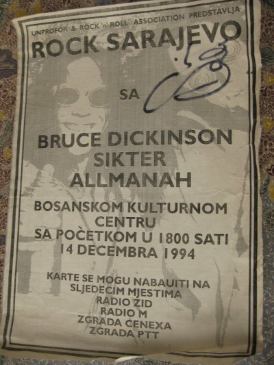 Bruce Dickinson 1