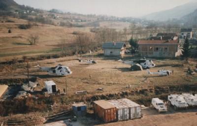UN baza u Kiseljaku
