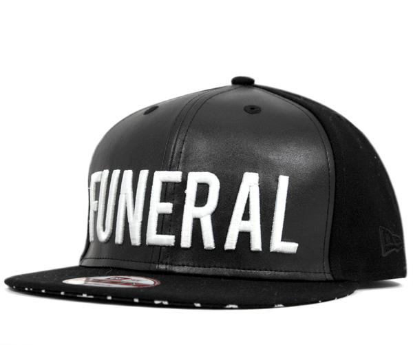 BLVCK SCVLE x New Era Funeral Service
