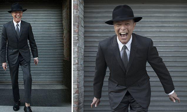 David Bowie posljednje fotografije