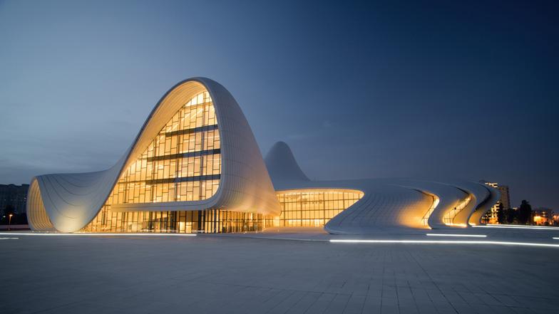 Heydar Aliyev centar u Bakuu