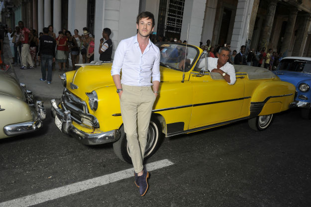 Cruise 2016-17 collection_Photocall pictures by Stephane Feugere_Gaspard ULLIEL 2