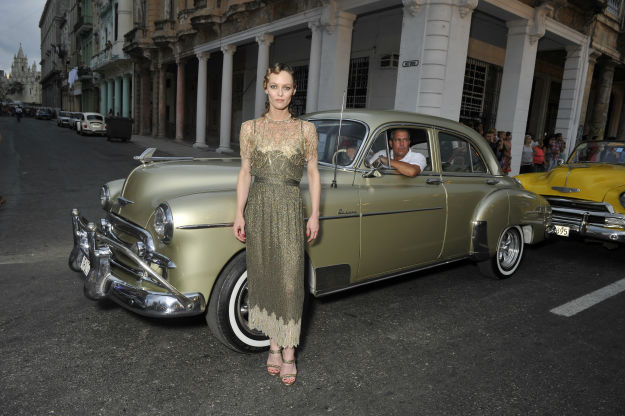 Cruise 2016-17 collection_Photocall pictures by Stephane Feugere_Vanessa PARADIS