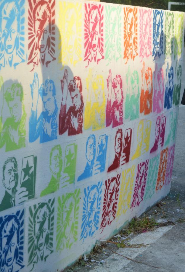 David Bowie mural (8)