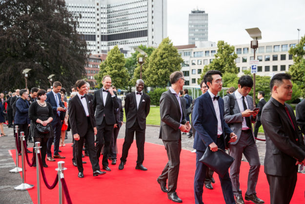2 Red Dot Award Ceremony 2016 - Red carpet