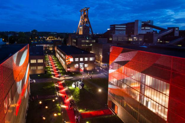 4 Red Dot Award Ceremony 2016 - Exterior Red Dot Design Museum Essen