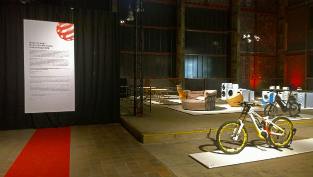 6 Red Dot Award Ceremony 2016 - Tink 2 - Red Dot Design Museum Essen