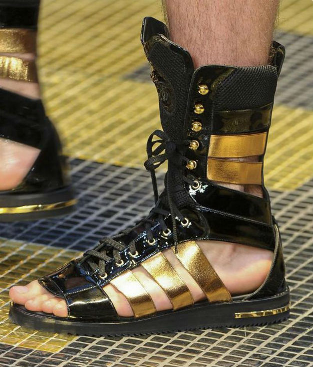 Versace Men's fashion Collection SS 2016