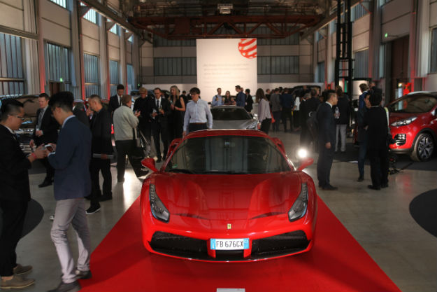 8 Red Dot Award Ceremony 2016 - Ferrari