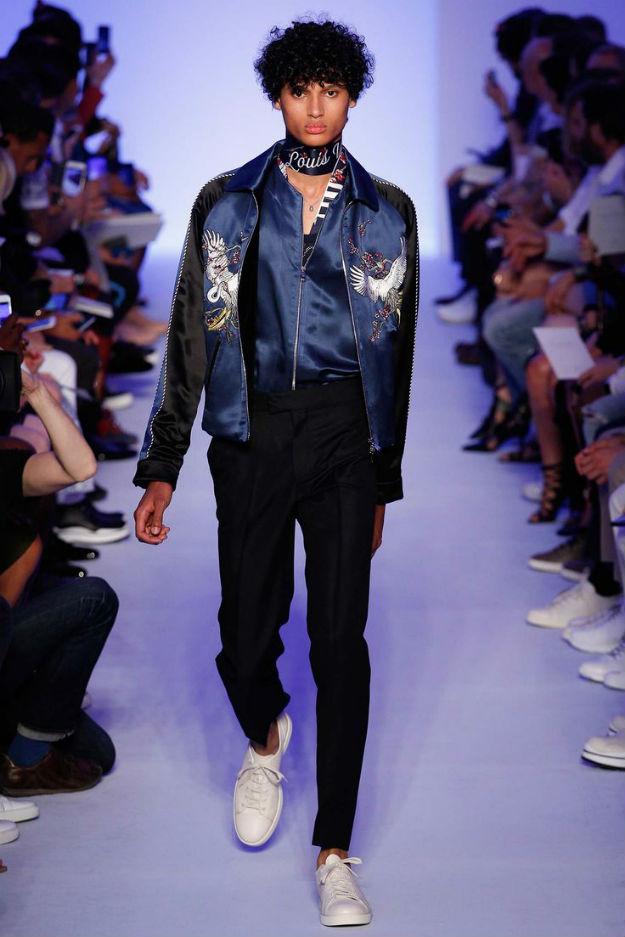 Louis Vuitton SS 2016 Menswear