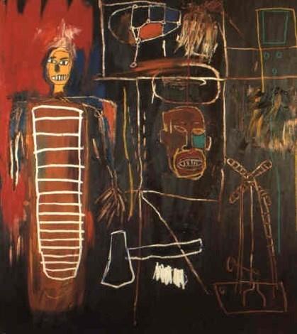 Air Power, Jean-Michel Basquiat