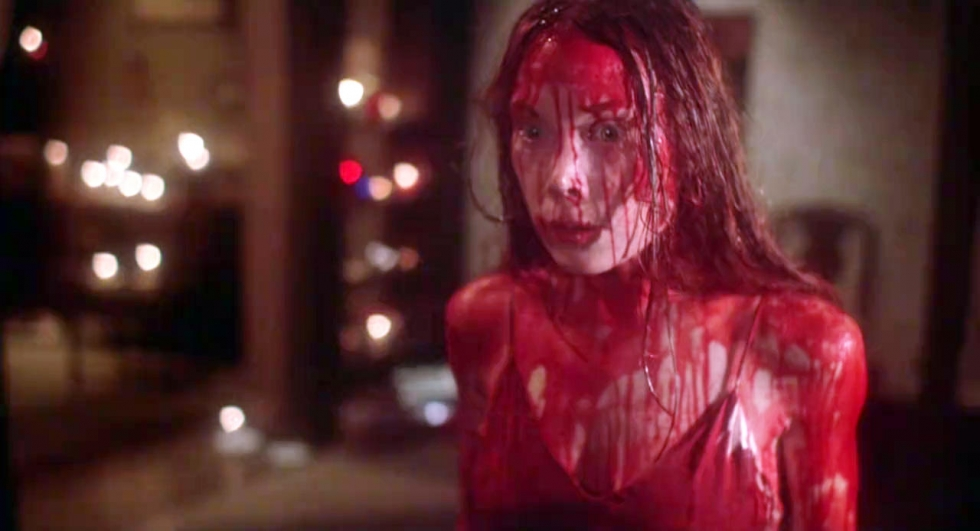 Sissy Spacek u filmu Carrie 1976.