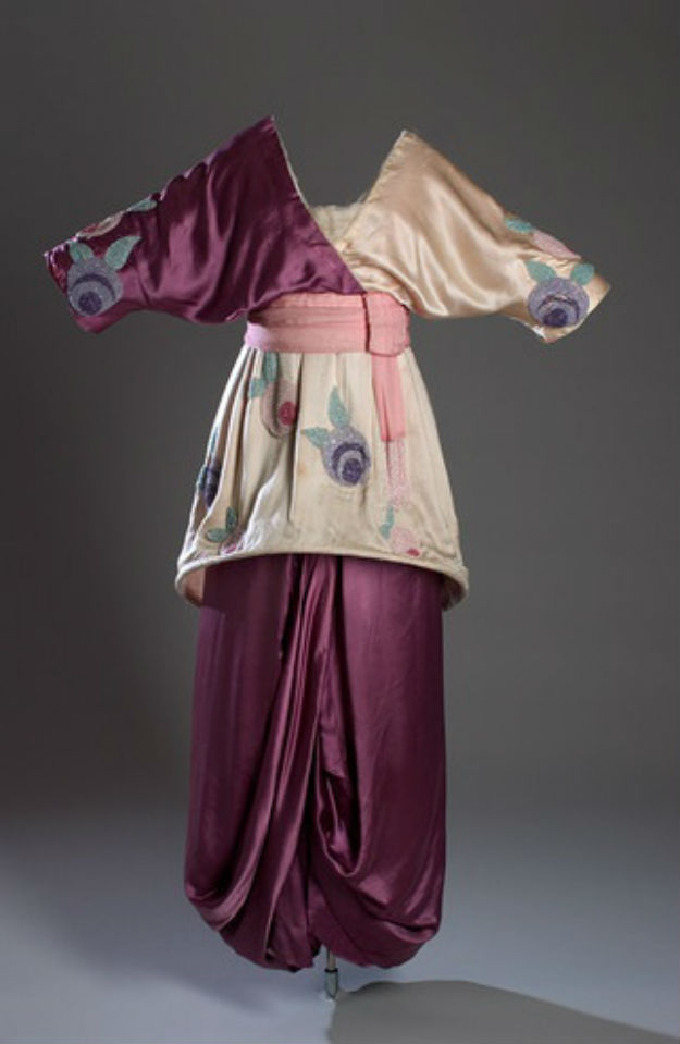 Minaret haljina (Minaret dress), Paul Poiret, Pariz 1913.