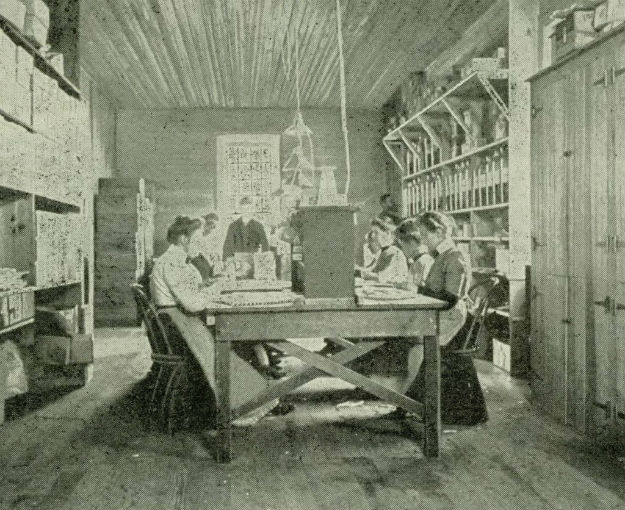 California Perfume Company / 1897.
