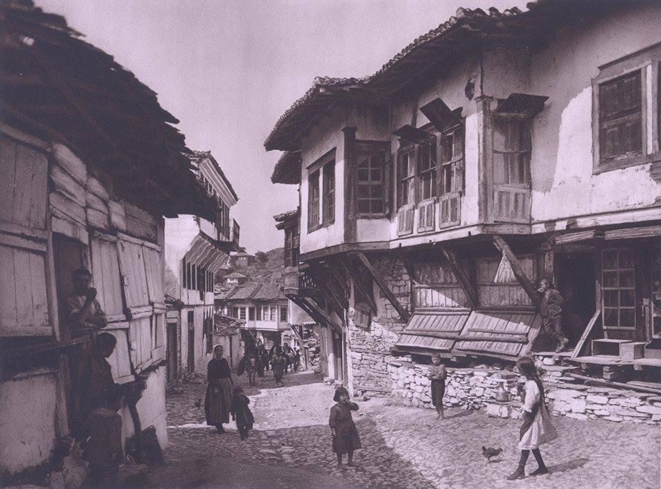 Novo selo, today Macedonia