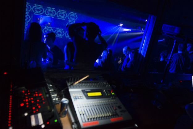 013 RBMA DJ Jasmina & friends photo Sulejman Omerbasic