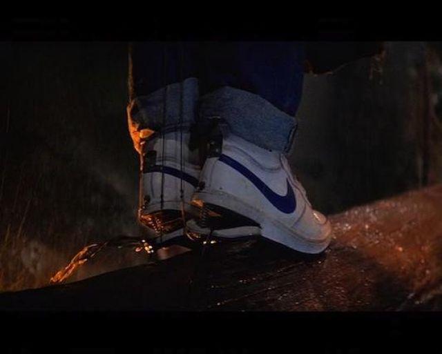 The Goonies - Nike Sky Force Hi
