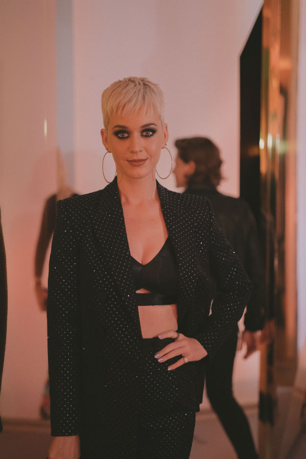 GABRIELLE CHANEL FRAGRANCE LAUNCH AMBIANCE AT PALAIS DE TOKYO JULY 4 2017_Katy PERRY