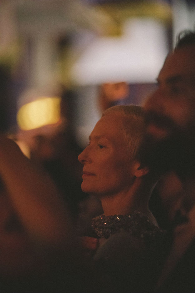 GABRIELLE CHANEL FRAGRANCE LAUNCH AMBIANCE AT PALAIS DE TOKYO JULY 4 2017_Tilda SWINTON
