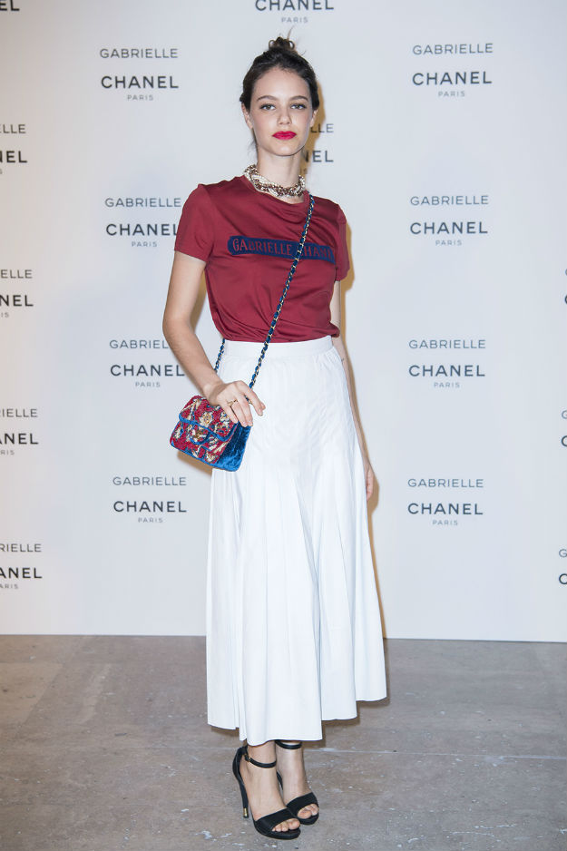 GABRIELLE CHANEL FRAGRANCE LAUNCH AT PALAIS DE TOKYO JULY 4 2017_Laura NEIVA_LD