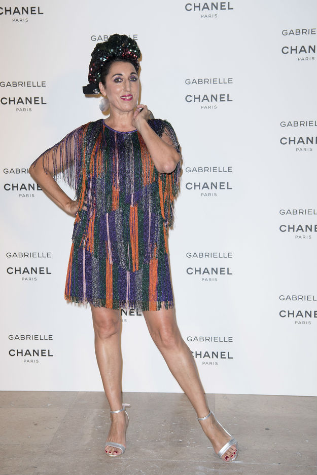 GABRIELLE CHANEL FRAGRANCE LAUNCH AT PALAIS DE TOKYO JULY 4 2017_Rossy DE PALMA_LD