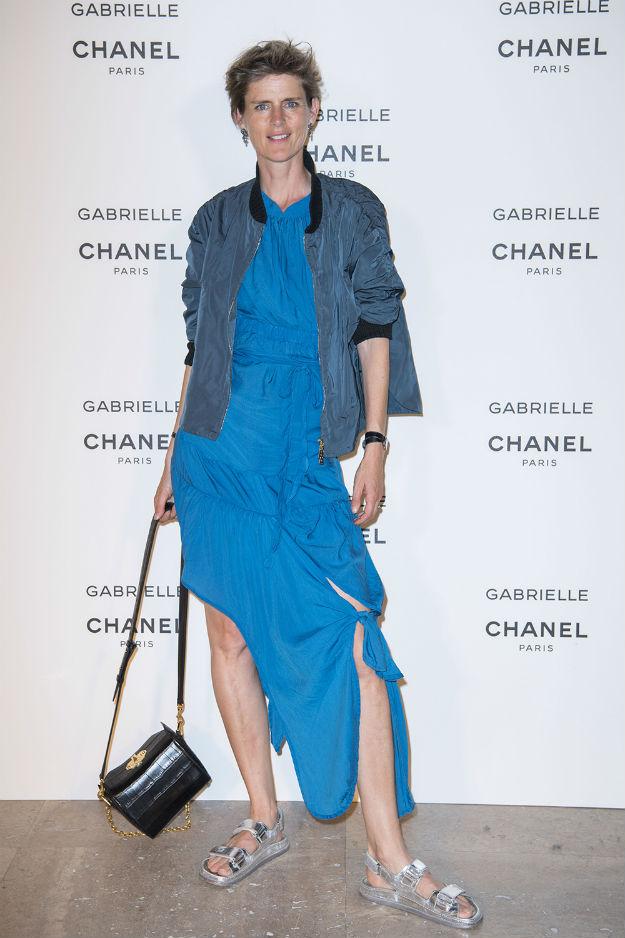 GABRIELLE CHANEL FRAGRANCE LAUNCH AT PALAIS DE TOKYO JULY 4 2017_Stella TENNANT_LD