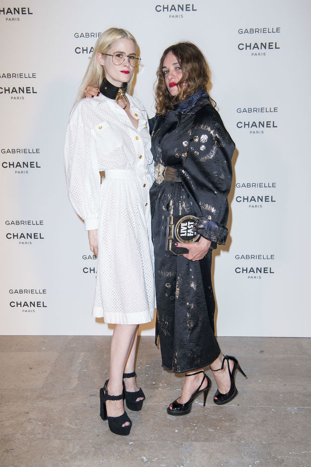 GABRIELLE CHANEL FRAGRANCE LAUNCH AT PALAIS DE TOKYO JULY 4 2017_Tania of Tania and Vincent & Yaz BUKEY_LD