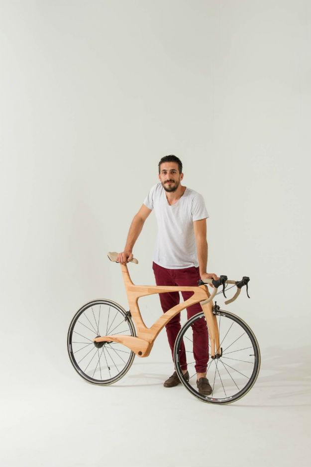 edin licina drveni bicikl (3)