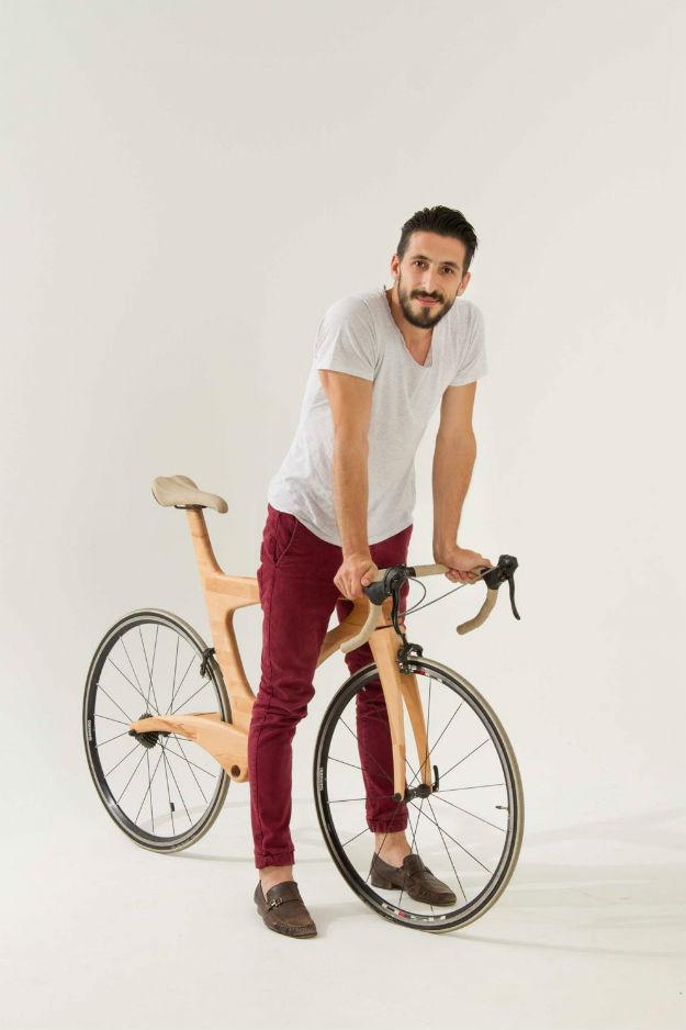 edin licina drveni bicikl (5)