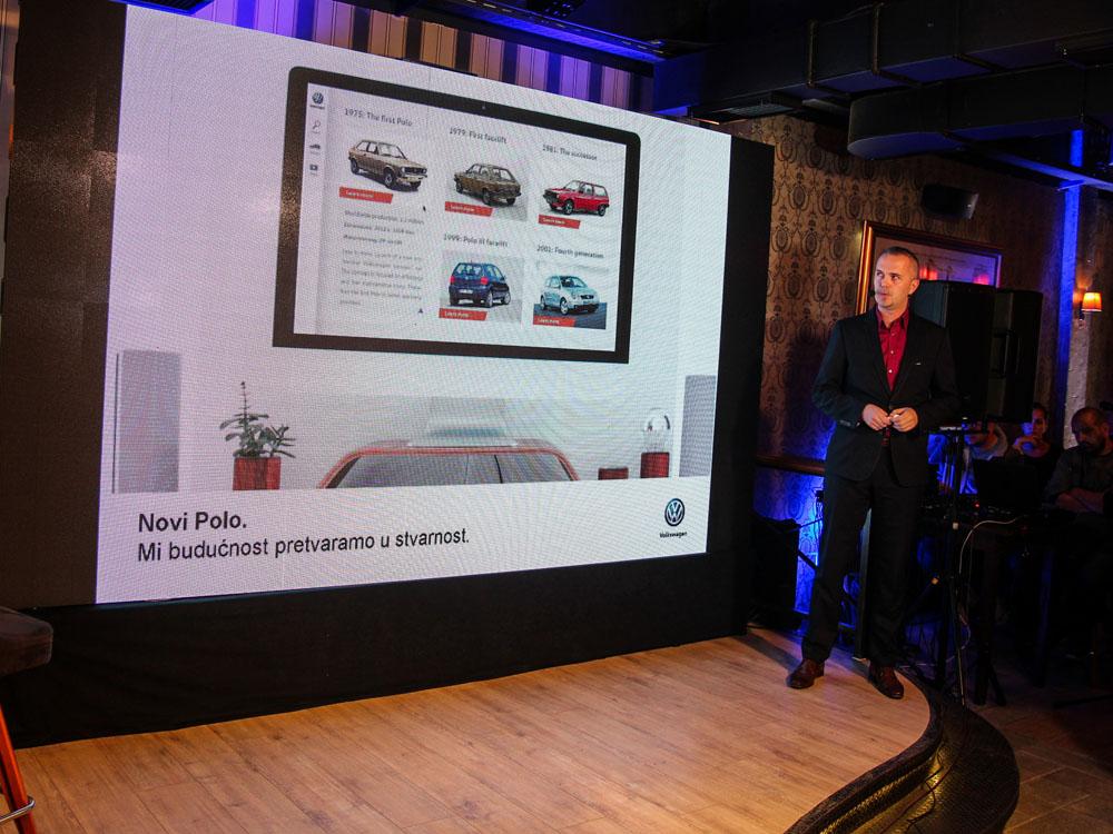 Prezentacija Volkswagen Polo A6 2017 36