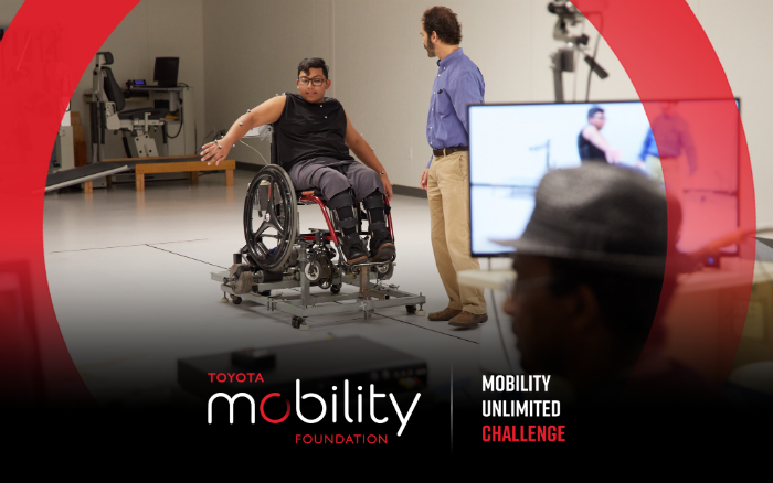 Toyota Mobility Foundation 1