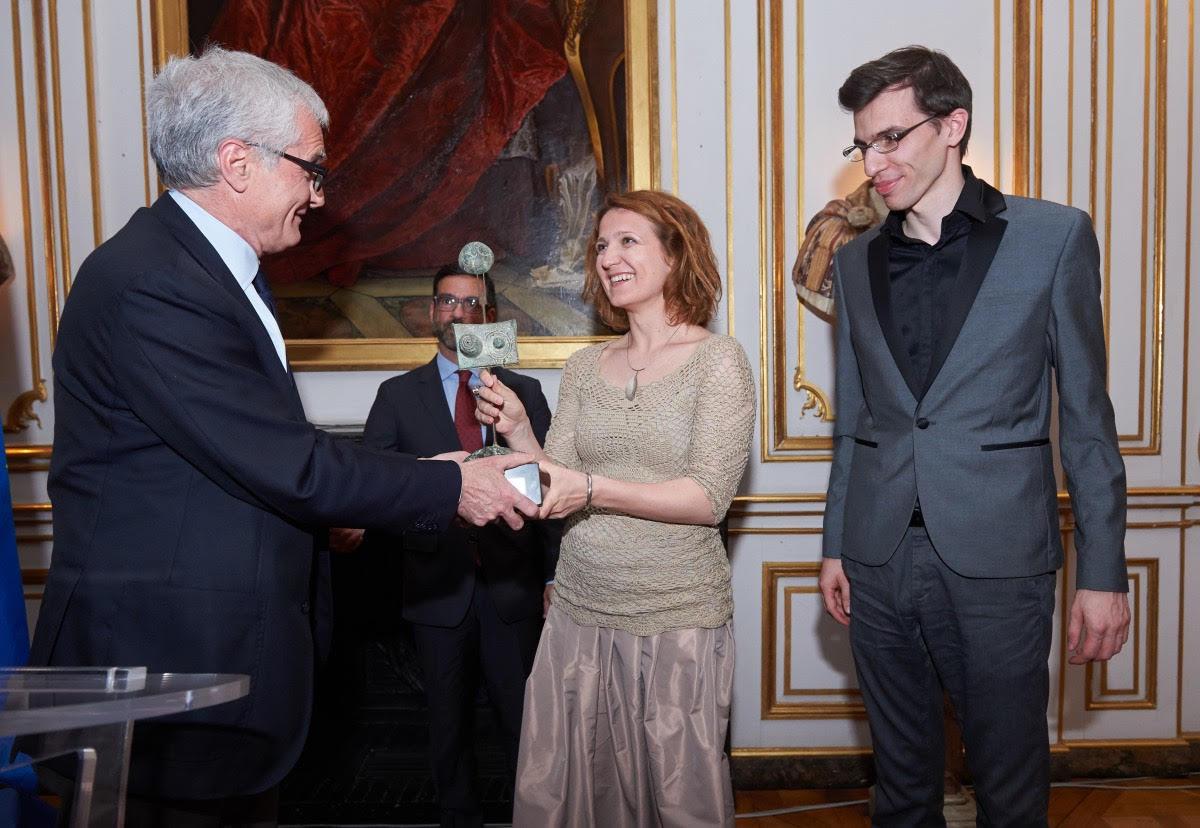 Svecana dodjela nagrade Muzeju ratnog djetinjstva (1)