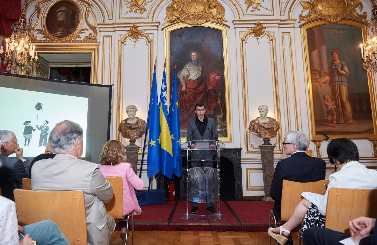 Svecana dodjela nagrade Muzeju ratnog djetinjstva (2)