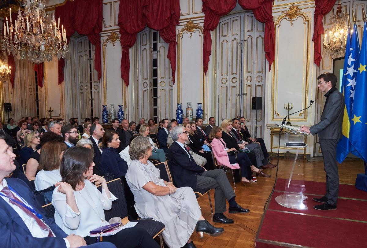 Svecana dodjela nagrade Muzeju ratnog djetinjstva (3)
